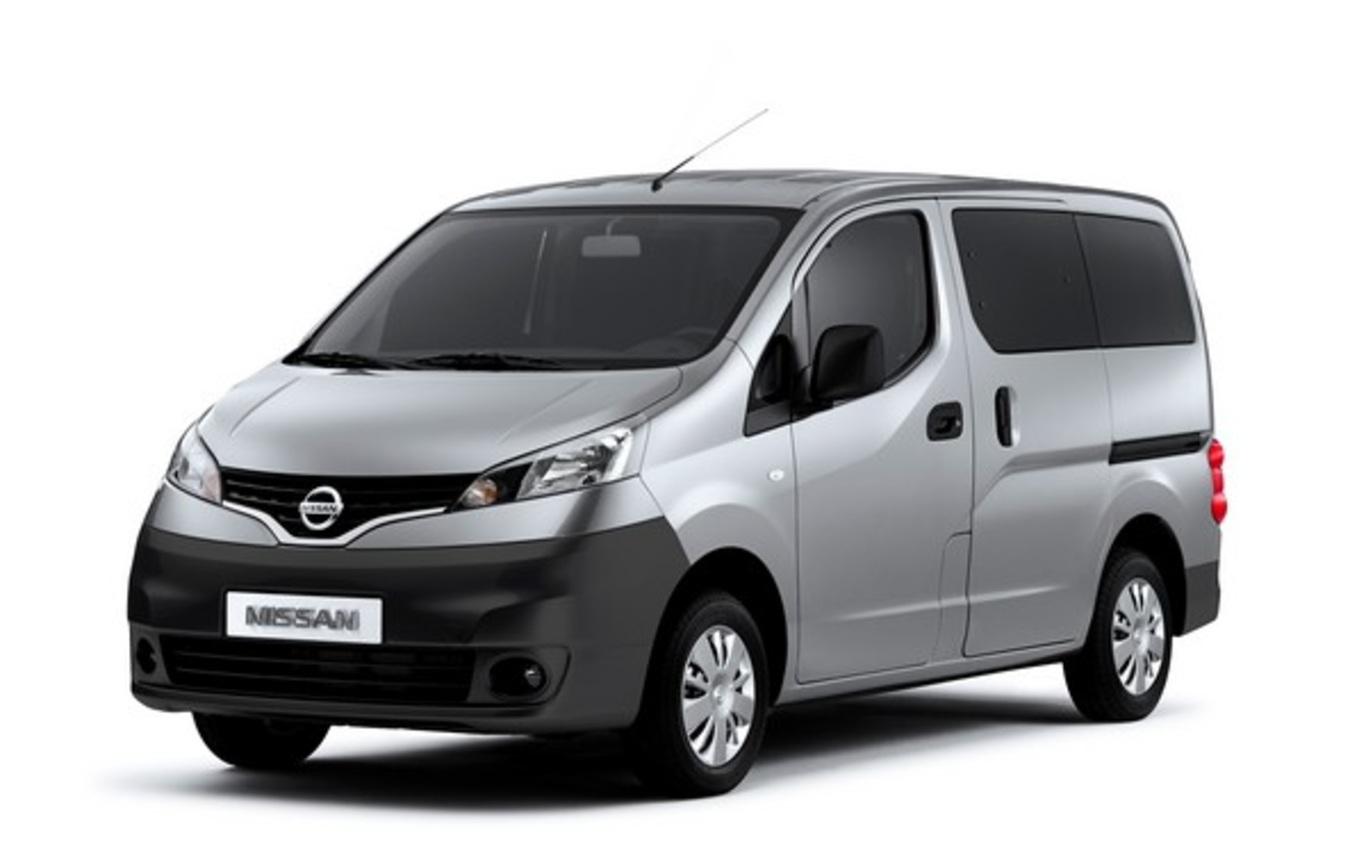 NISSAN NV200 1.5 dCi 90cv Euro6 (N1) furgone 90CV 4P manuale